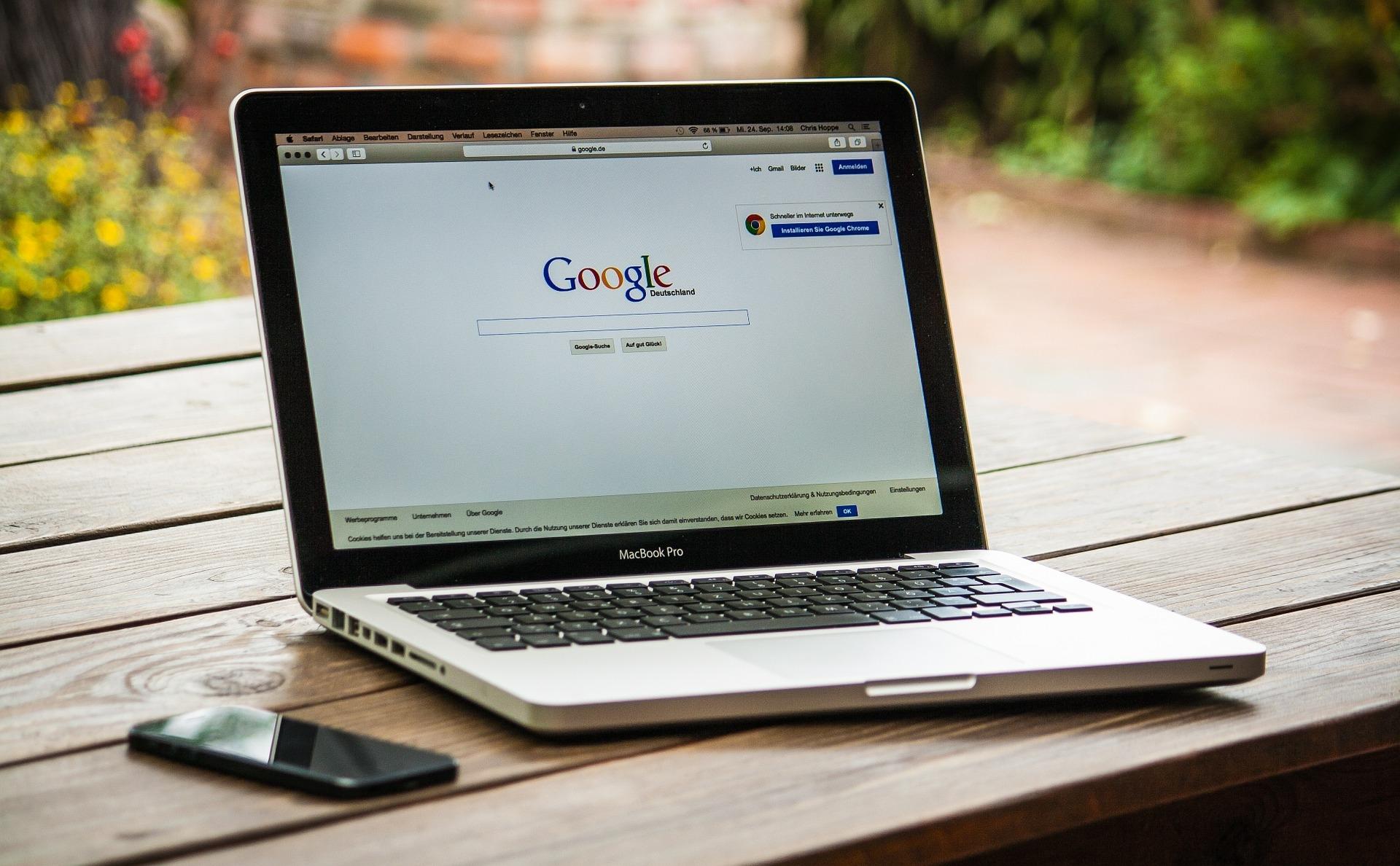 Passives Einkommen durch Google Adsense