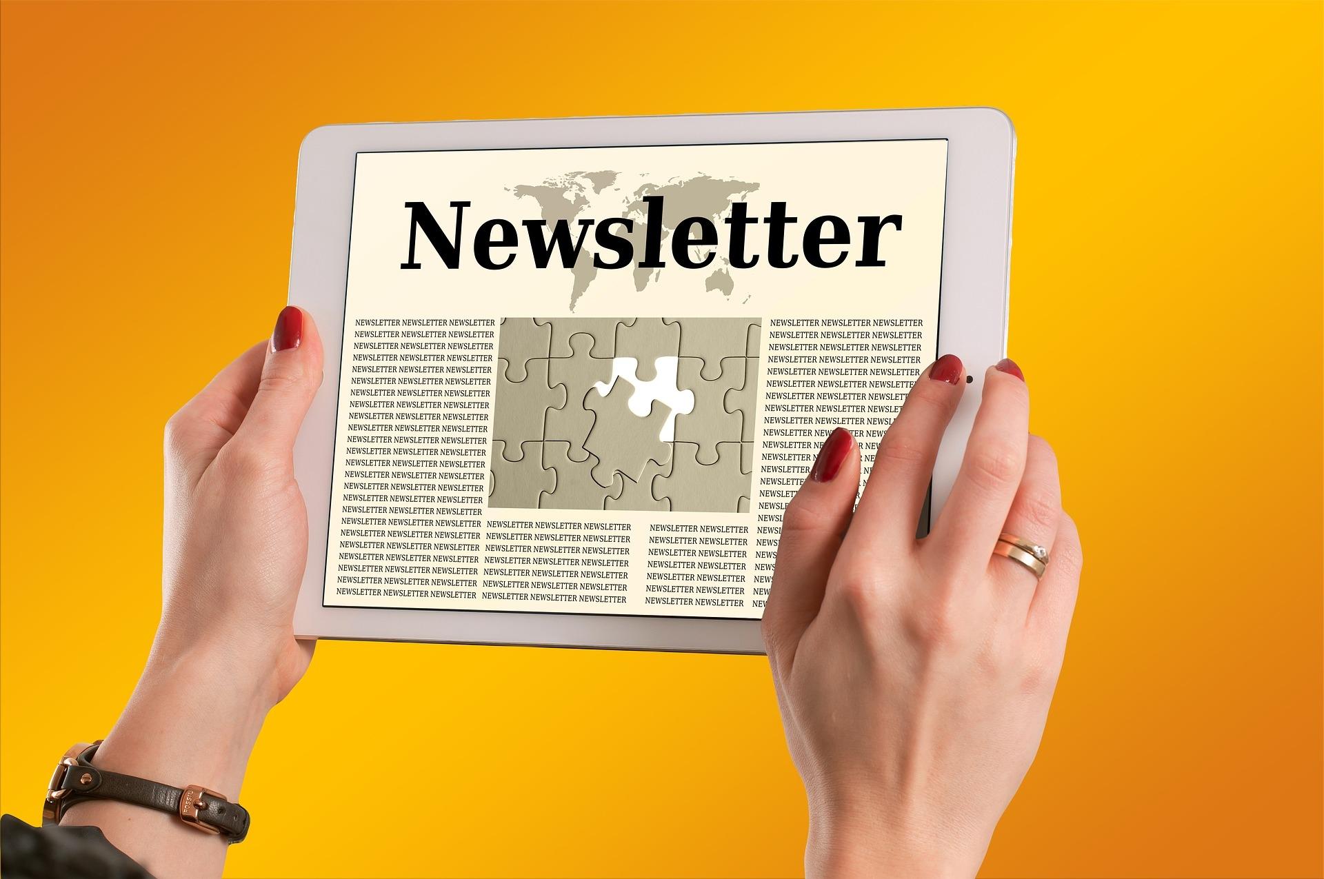 Zusätzliches Einkommen durch Premium-Newsletter