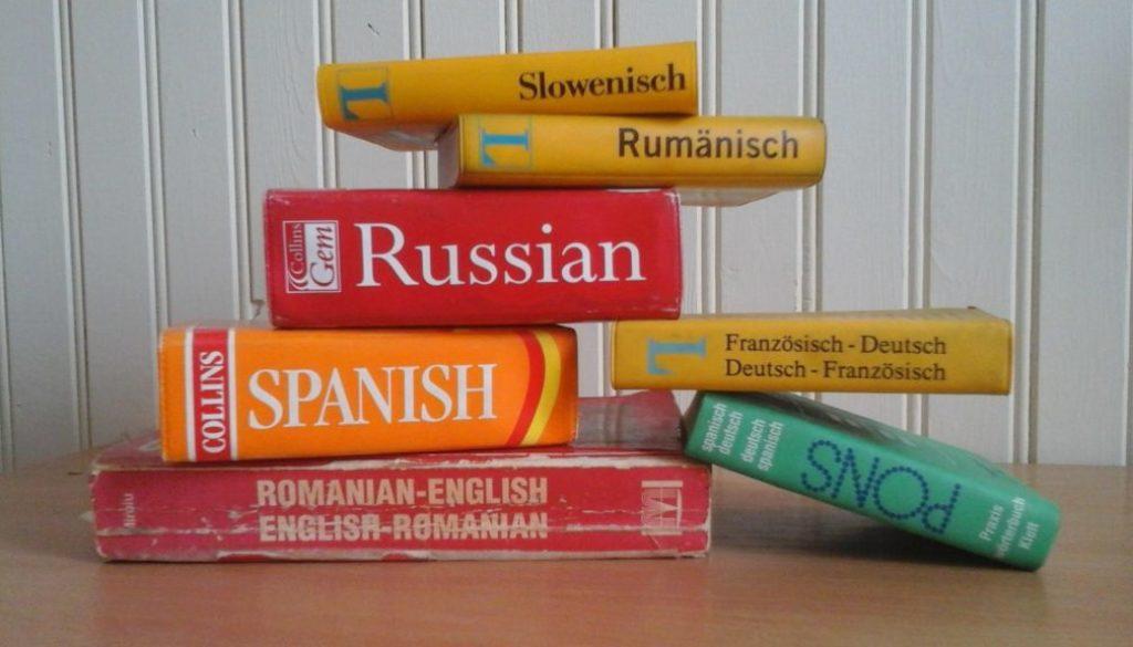 Geld verdienen mit Texte übersetzen