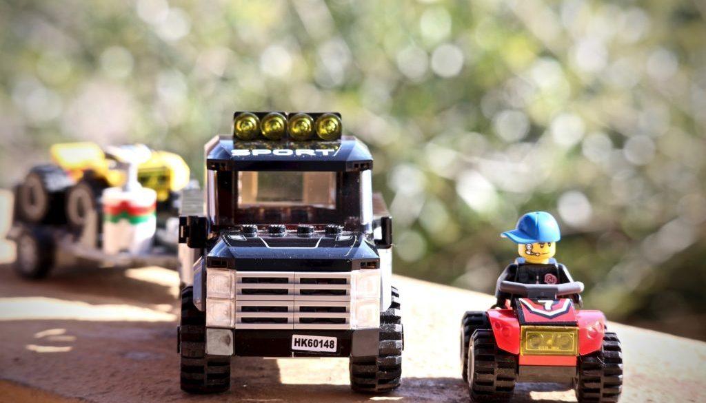 Investieren in Lego